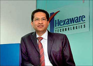 Hexaware executive chairman Atul Nishar.
