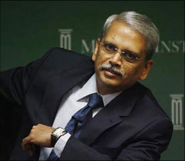 Infosys CEO S Gopalakrishnan.