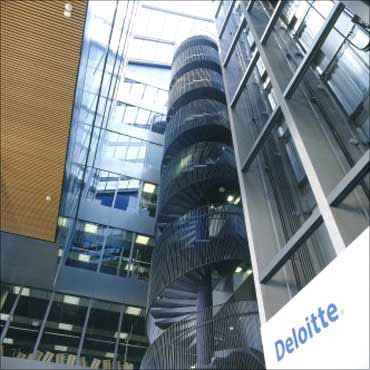 Deloitte to hire 12,000