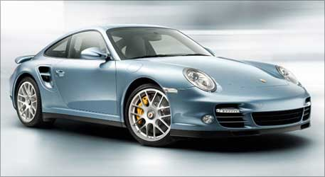 Rs 2-crore Porsche 911 turbo in India by May