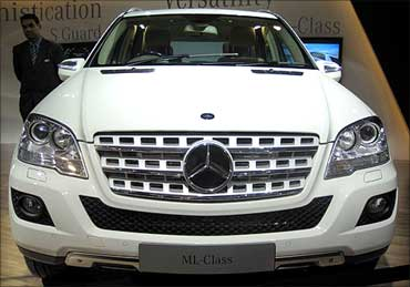 This Mercedes M-Class costs Rs 61 lakh!