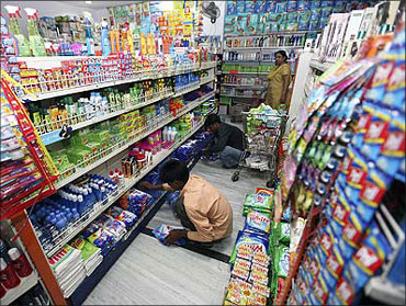 FMCG may see some postive news.