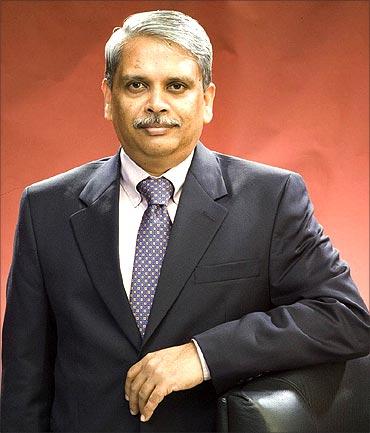 Kris Gopalakrishnan, CEO, Infosys.