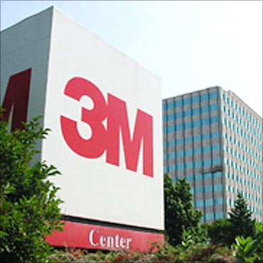 3M Company office.