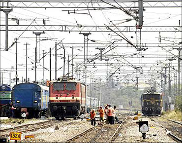 Demand for expansion of rail network