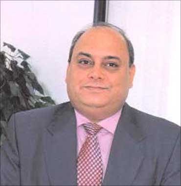 Hanuman Tripathi, CEO, InfraSoft Technologies.