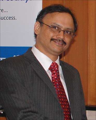 Sandesh Kirkire, CEO, Kotak Asset Management Company.