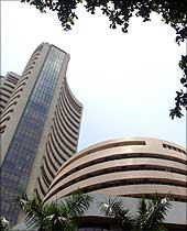 The Bombay Stock Exchange
