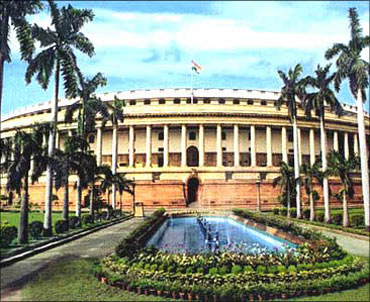 The Parliament.