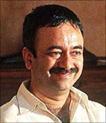 Raj Kumar Hirani, film director.