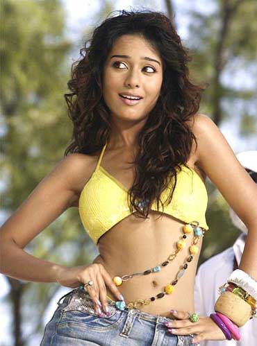 Amrita Rao, actress.