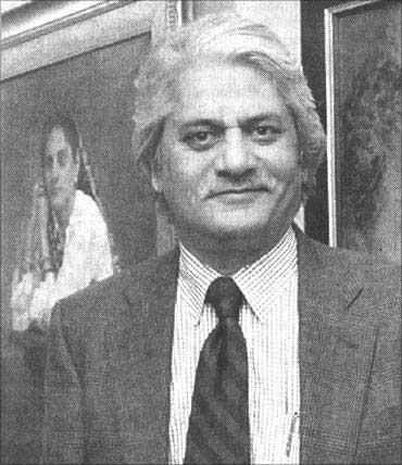Arun Vadehra, Vadehra Art Gallery.
