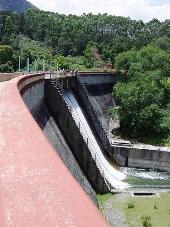 Munnar dam