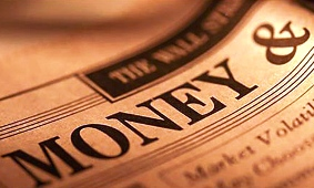 A financial newspaper