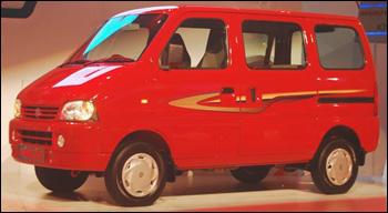 Maruti Unveils Mpv Eeco At Rs 2 59 Lakh Rediff Com Business