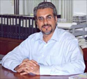 Chetan Maini, vice-chairman and chief technology officer, Reva.