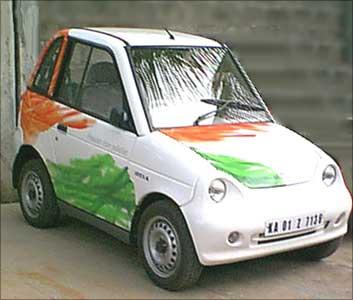 Reva, India's pride.