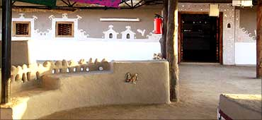 Kutch's Hodko tourist facility wins Pata Gold award