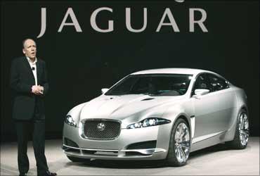 Jaguar Land Rover Design Gurus On Ratan Tata Rediff Com Business