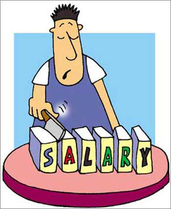 Budgeting for the salaried person