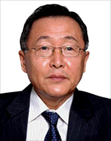 K R Kim, Vice Chairman and CEO, Videocon Industries.