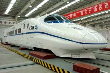 Why China's bullet trains may turn out to be duds