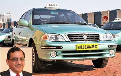 Rajesh Puri, CEO, Meru Cabs.