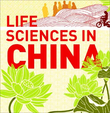 China tops in life sciences sector.