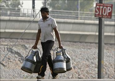 Rising milk prices: Common man suffers again