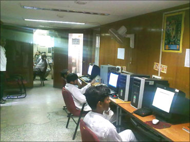 A GaneshaSpeaks call centre.