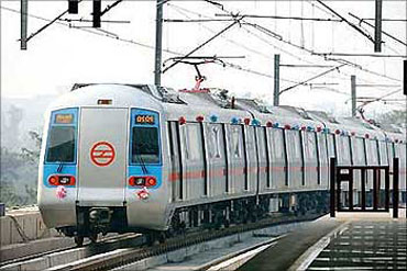 Hyderabad Metro to be ready in 5 years