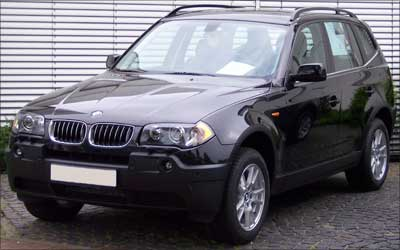 BMW-X3 crossover to come to India