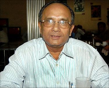 Dr Sthabir Dasgupta