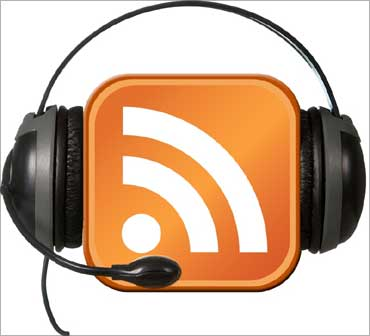 Make your voice heard with podcast