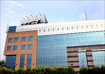 HCL office.