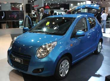 Maruti bets big on new Alto