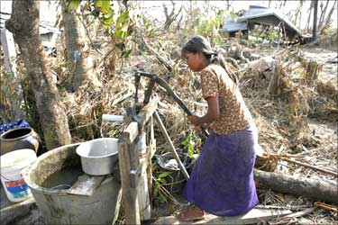 Bengal villages offer lessons in water self-helpBengal villages offer lessons in water self-help