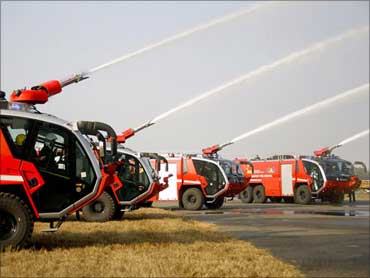 The fire service.
