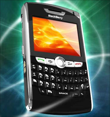 It's a setback for BlackBerry.