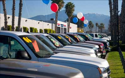 Buying a car? Make the most of auto loans
