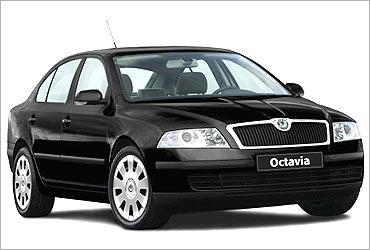 Skoda Octavia.