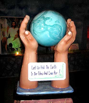 The planet's future is in your hands.