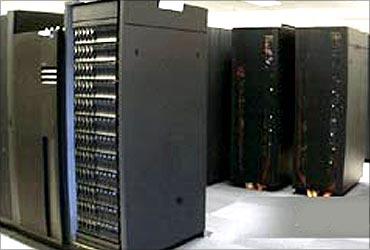 Super computer EKA.