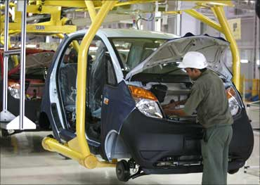 Sanand all set to roll out Tata Nano