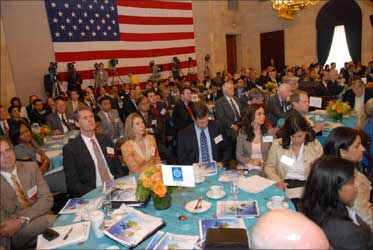 The USIBC event in Washington, DC, June 2.
