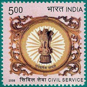 India's bureaucracy most inefficient.