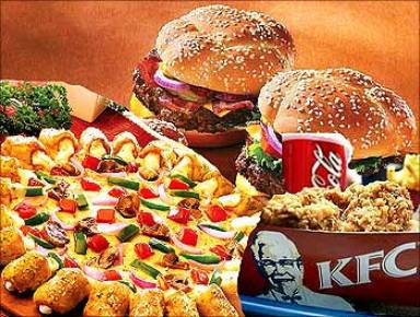 KFC has a Krush on India