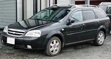 Chevrolet Optra.