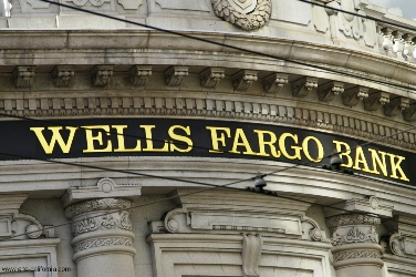 Wells Fargo is the fourth-largest bank in the US.