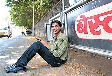Raxit Sheth 26, Founder, Mobile4Mumbai, Mumbai